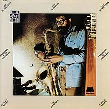 Joe Henderson featuring Alice Coltrane - The Elements (Vinyl LP)