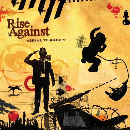 Rise Against - Appeal To Reason (Vinyl LP Record)