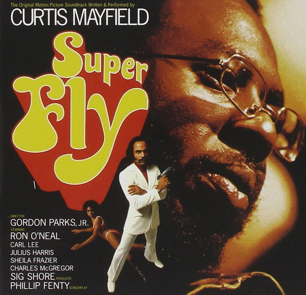 Curtis Mayfield - Superfly Soundtrack (Vinyl LP)