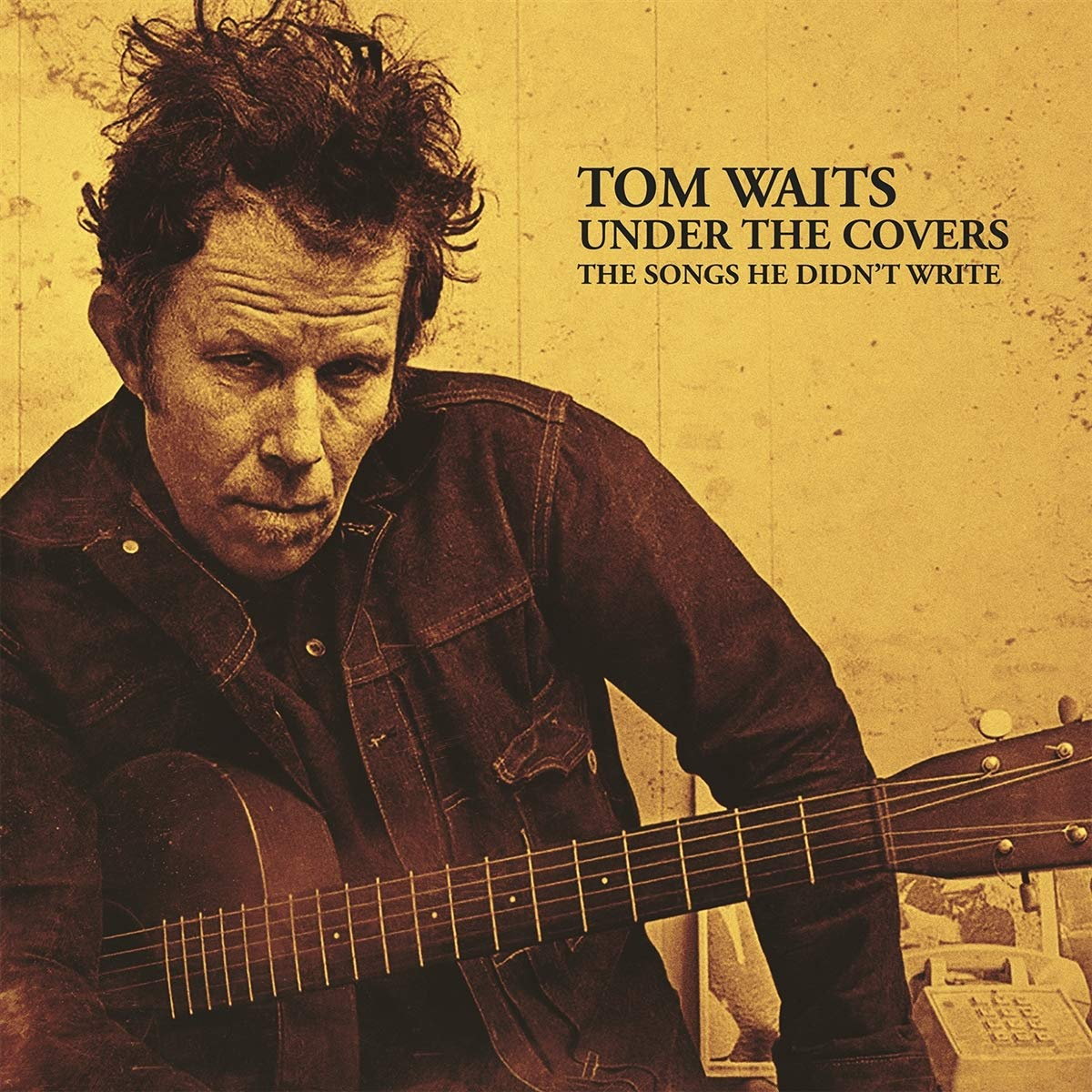 Tom Waits - Under the Covers (Vinyl 2LP)