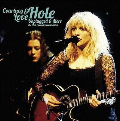 Courtney Love & Hole - Unplugged & More (Vinyl 2LP Record)