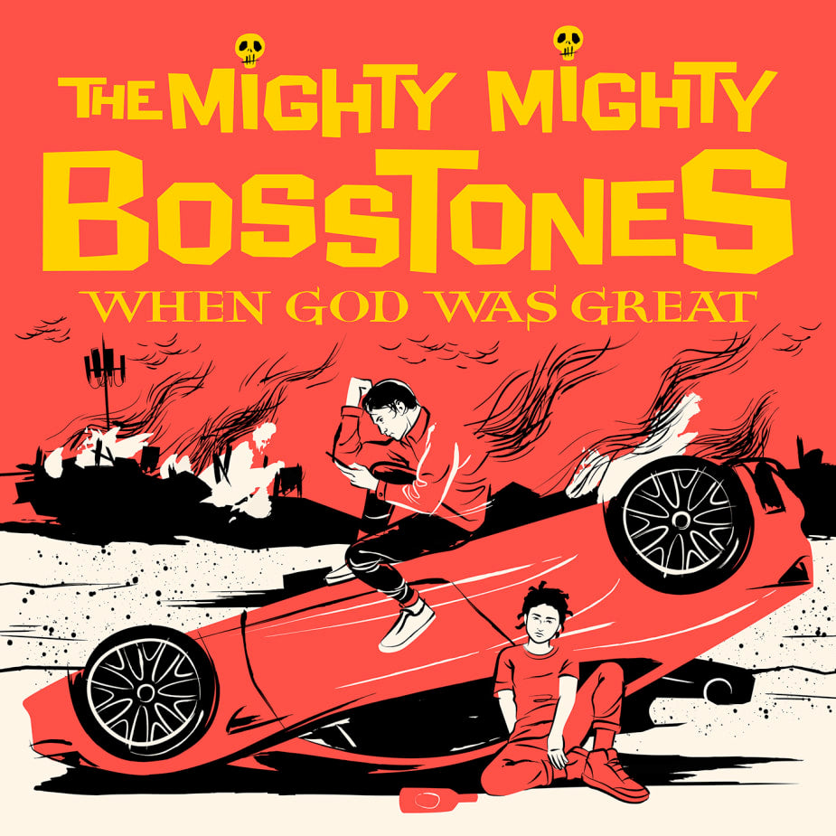 The Mighty Mighty Bosstones - When God Was Great (Vinyl 2LP)
