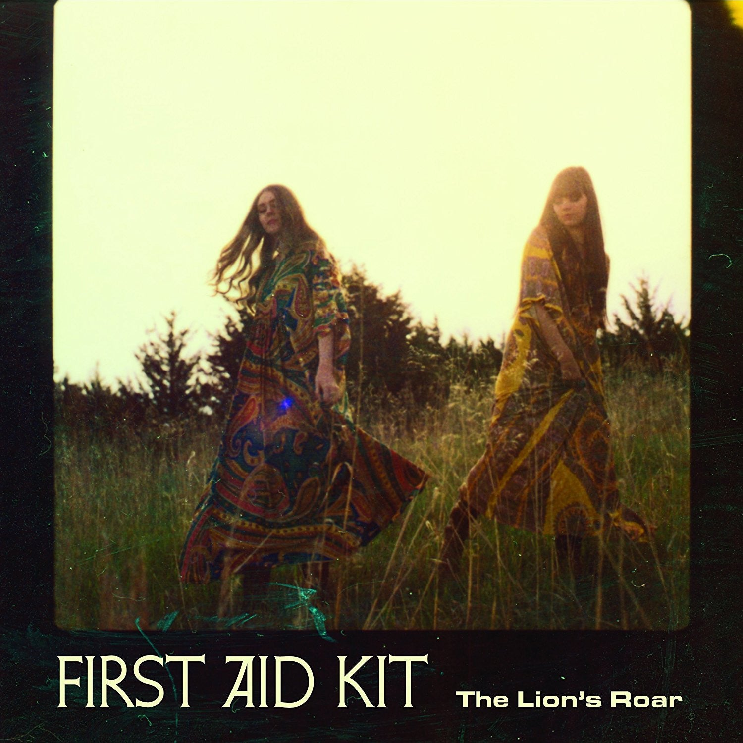 First Aid Kit - The Lion's Roar (Vinyl LP Record)