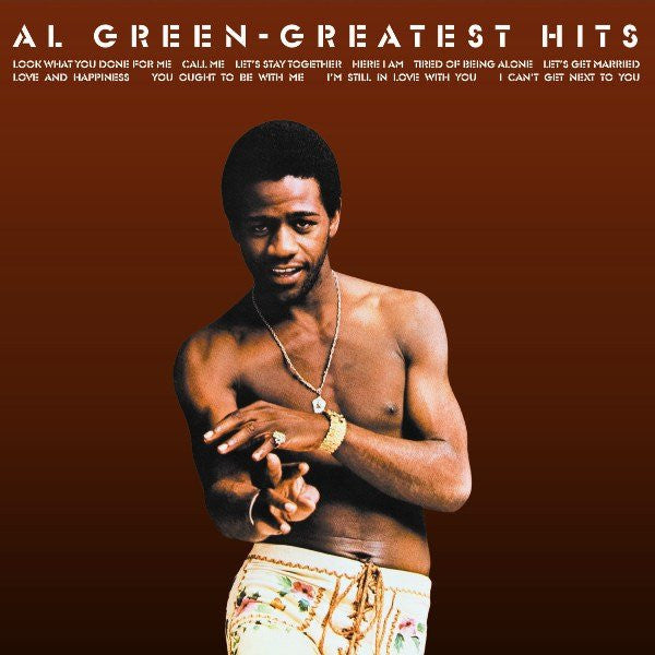 Al Green - Greatest Hits (Vinyl LP Record)