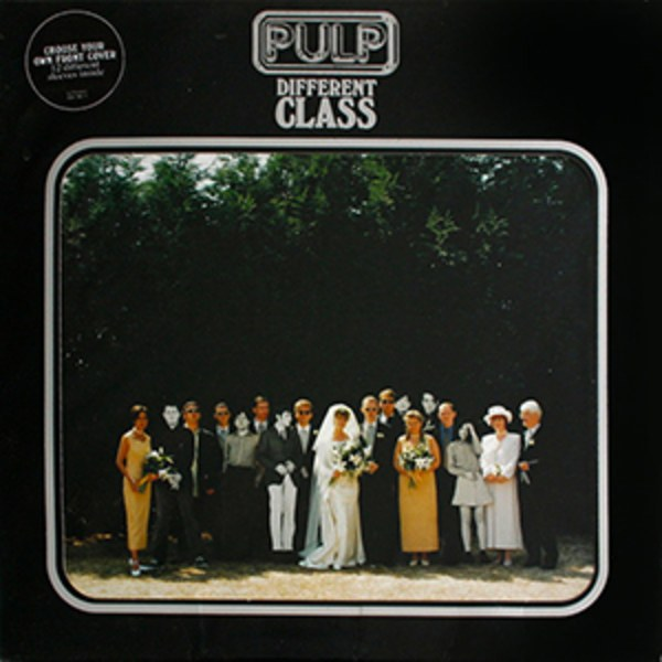 Pulp - Different Class (Vinyl LP)