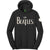 Hoodie - Beatles Drop T Logo Grey
