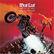 Meat Loaf - Bat Out Of Hell (Vinyl LP Record)