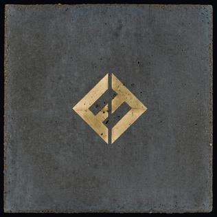 Foo Fighters - Concrete and Gold (Vinyl Record)
