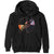 Hoodie - Pink Floyd Machine Greeting Black