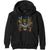 Hoodie - Guns N Roses Top Hat Black