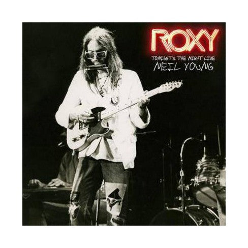 Neil Young - Roxy Tonight's The Night Live (Vinyl 2LP)