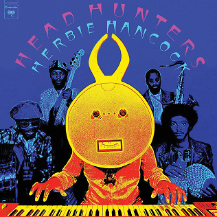 Herbie Hancock - Head Hunters (Vinyl LP)