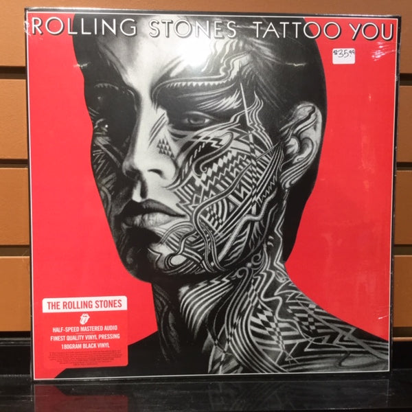 New Arrivals - Rolling Stones Half Speed Mastered LPs