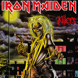 Iron Maiden - Killers (Vinyl LP Record)