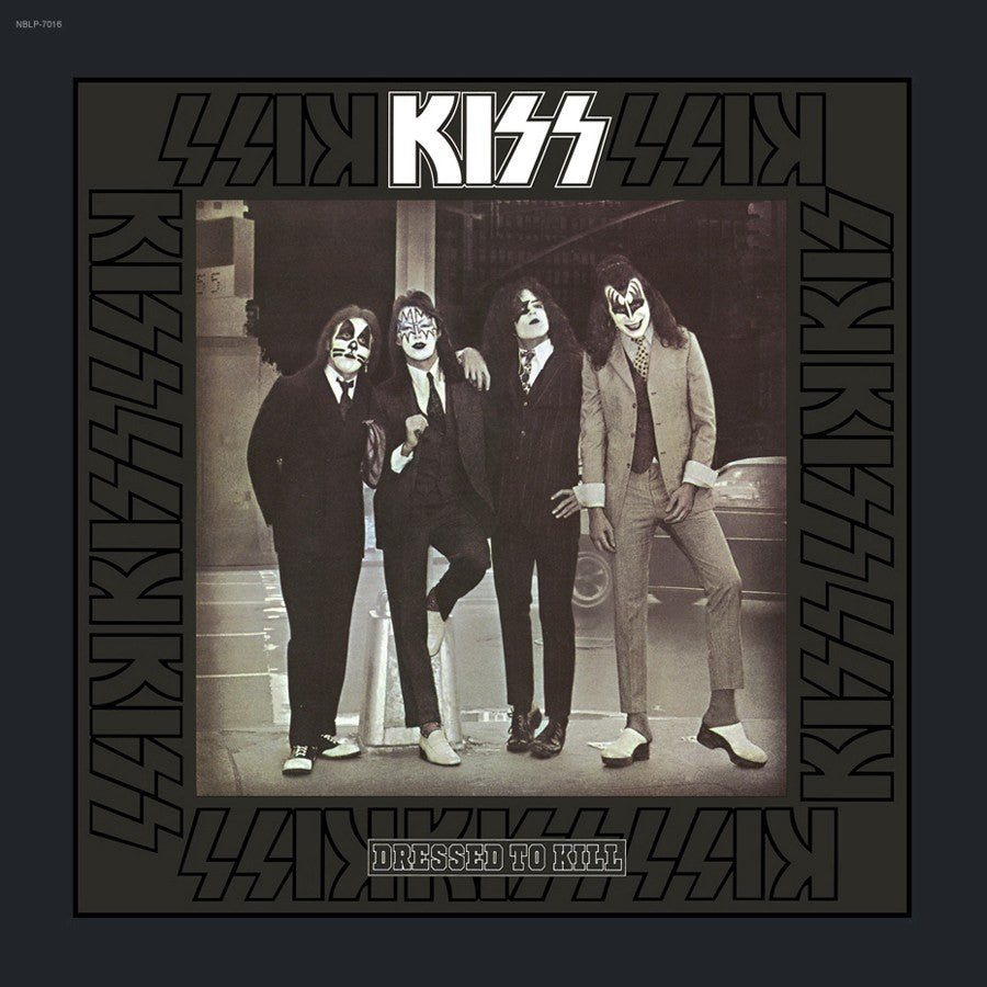 KISS - Dressed To Kill (Vinyl LP Record)