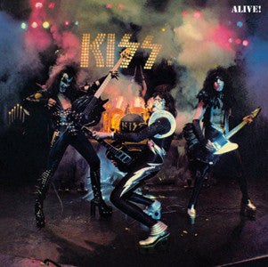 KISS - Alive! (Vinyl 2 LP Record)
