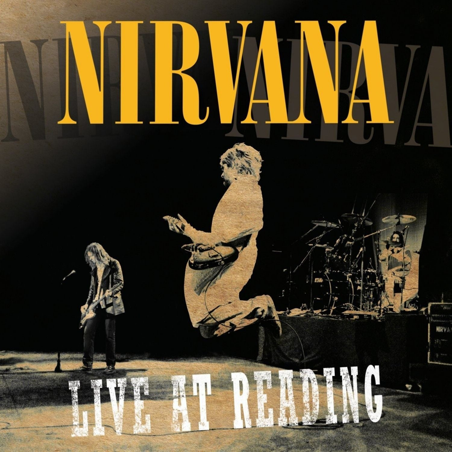 Nirvana - Live At Reading (Vinyl 2LP Record)