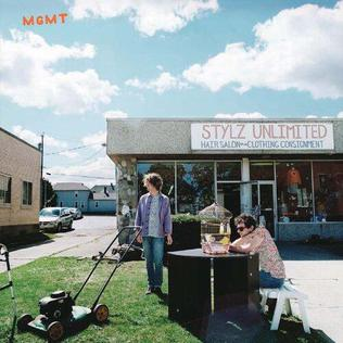 MGMT - MGMT (Vinyl LP Record)
