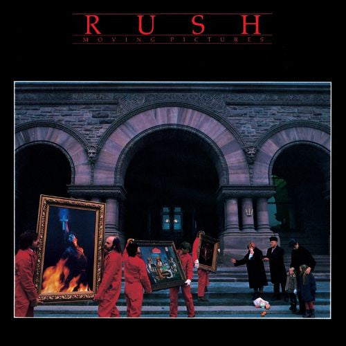 Rush - Moving Pictures (Vinyl LP Record)