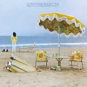 Neil Young - On The Beach (Vinyl LP Record)