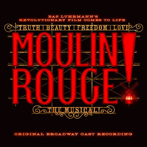 Moulin Rouge the Musical - Original Broadway Cast Recording (Vinyl 2LP Record)
