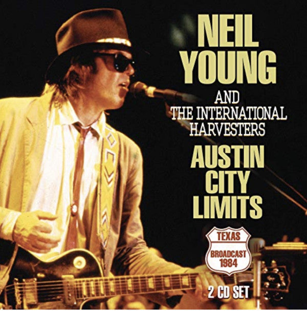 Neil Young & the International Harvesters - Austin City Limits Texas 1984 volume One (Vinyl 2LP)