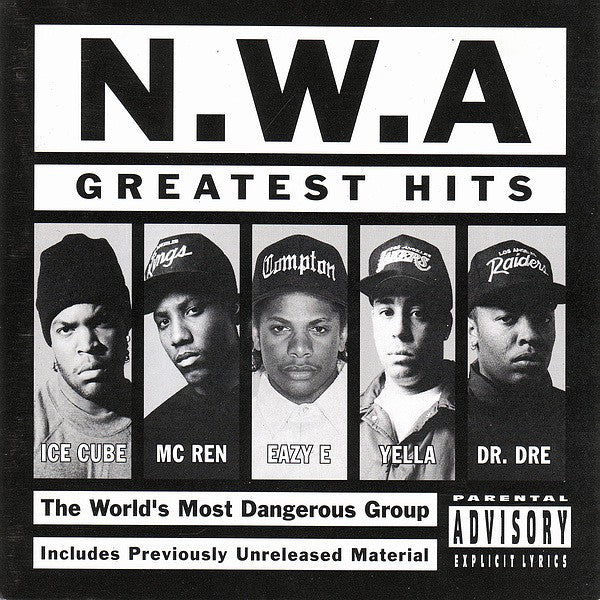 NWA - Greatest Hits (Vinyl LP Record)