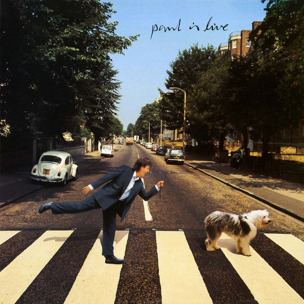 Paul McCartney - Paul Is Live (Vinyl 2 LP Record)