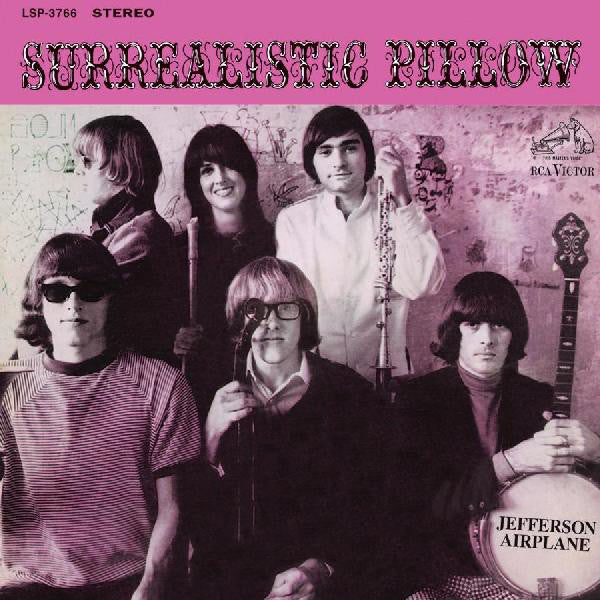 Jefferson Airplane - Surrealistic Pillow (Vinyl LP Record)