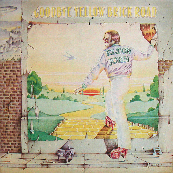 Elton John - Goodbye Yellow Brick Road (Vinyl 2LP)