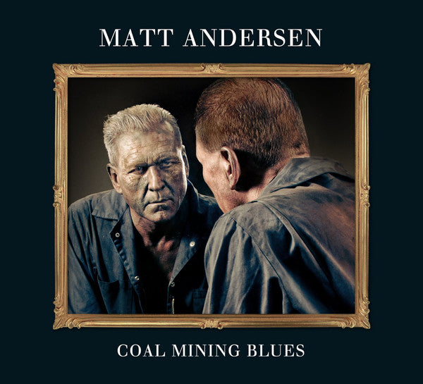Matt Anderson - Coal Mining Blues (Vinyl 2LP Record)