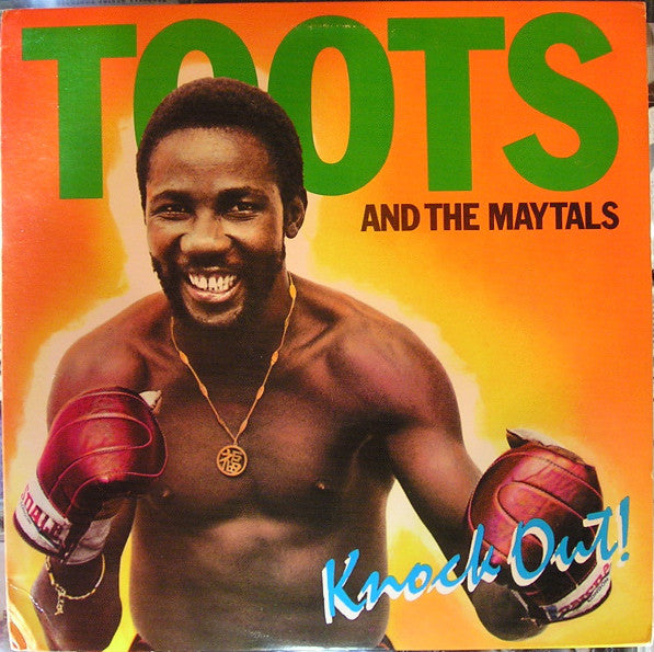 Toots & The Maytals - Knock Out! (Vinyl LP)