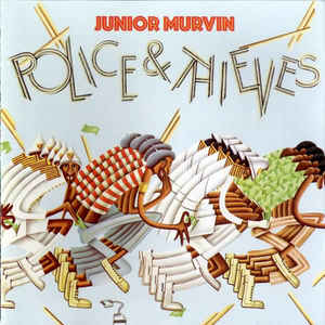Junior Murvin - Police & Thieves (Vinyl LP)