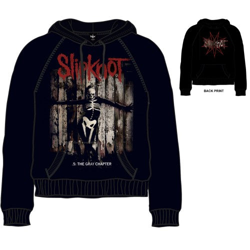 Hoodie - Slipknot .5 The Gray Chapter Black