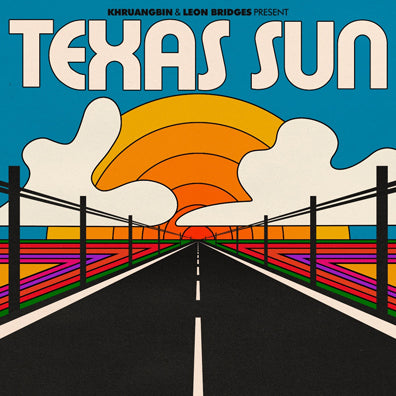 Khruangbin & Leon Bridges - Texas Sun (Vinyl LP Record)