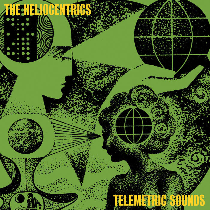 Heliocentrics - Telemetric Sounds (Vinyl LP)