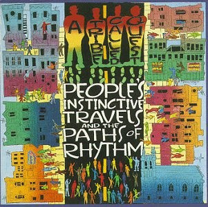 A Tribe Called Quest - People's Instinctive Travels and the Paths of Rhythm (Vinyl 2LP Records)