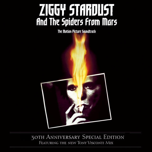 Ziggy Stardust And The Spiders From Mars Soundtrack (Vinyl 2LP Record)