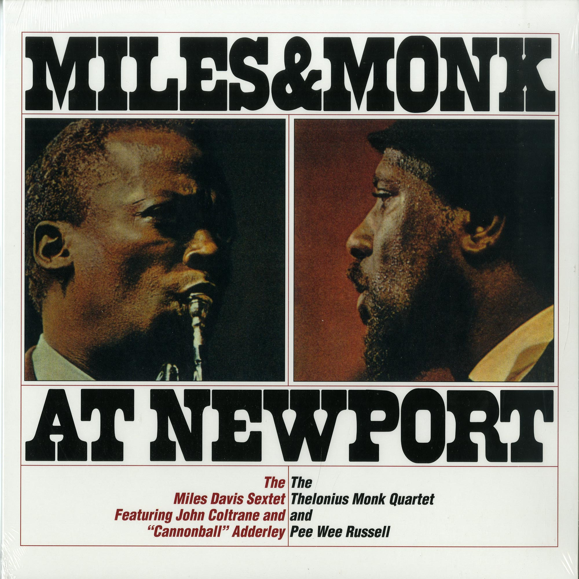 Miles Davis - Miles and Monk at Newport (Vinyl LP)