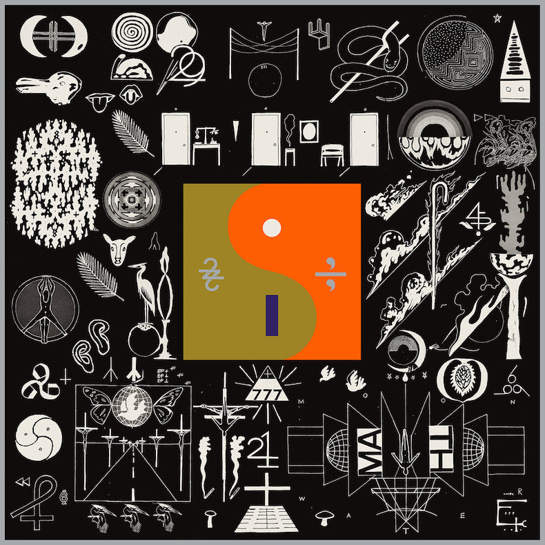 Bon Iver - 22, A Million (Vinyl LP Record)