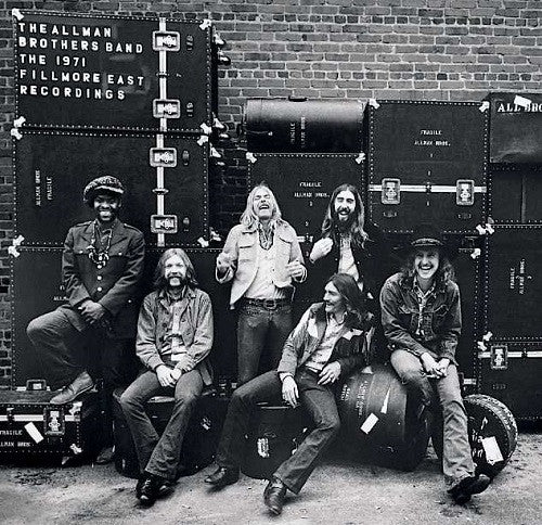 Allman Brothers Band - 1971 At Fillmore East (Vinyl 2 LP Record)