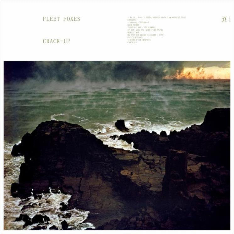 Fleet Foxes - Crack-Up (Vinyl 2LP Record)