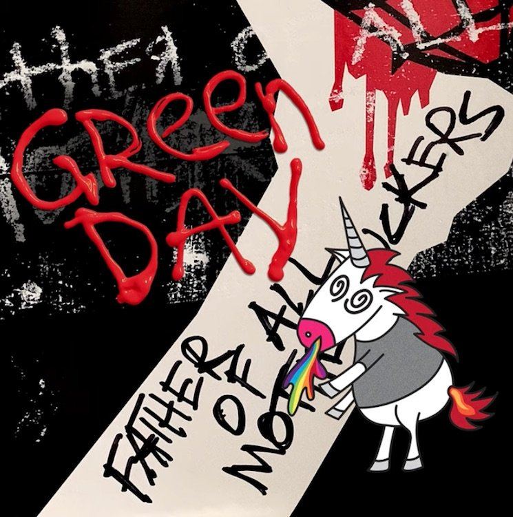 Green Day - Father Of All (Vinyl LP Record)
