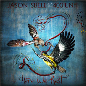 Jason Isbell - Here We Rest (Vinyl LP Record)