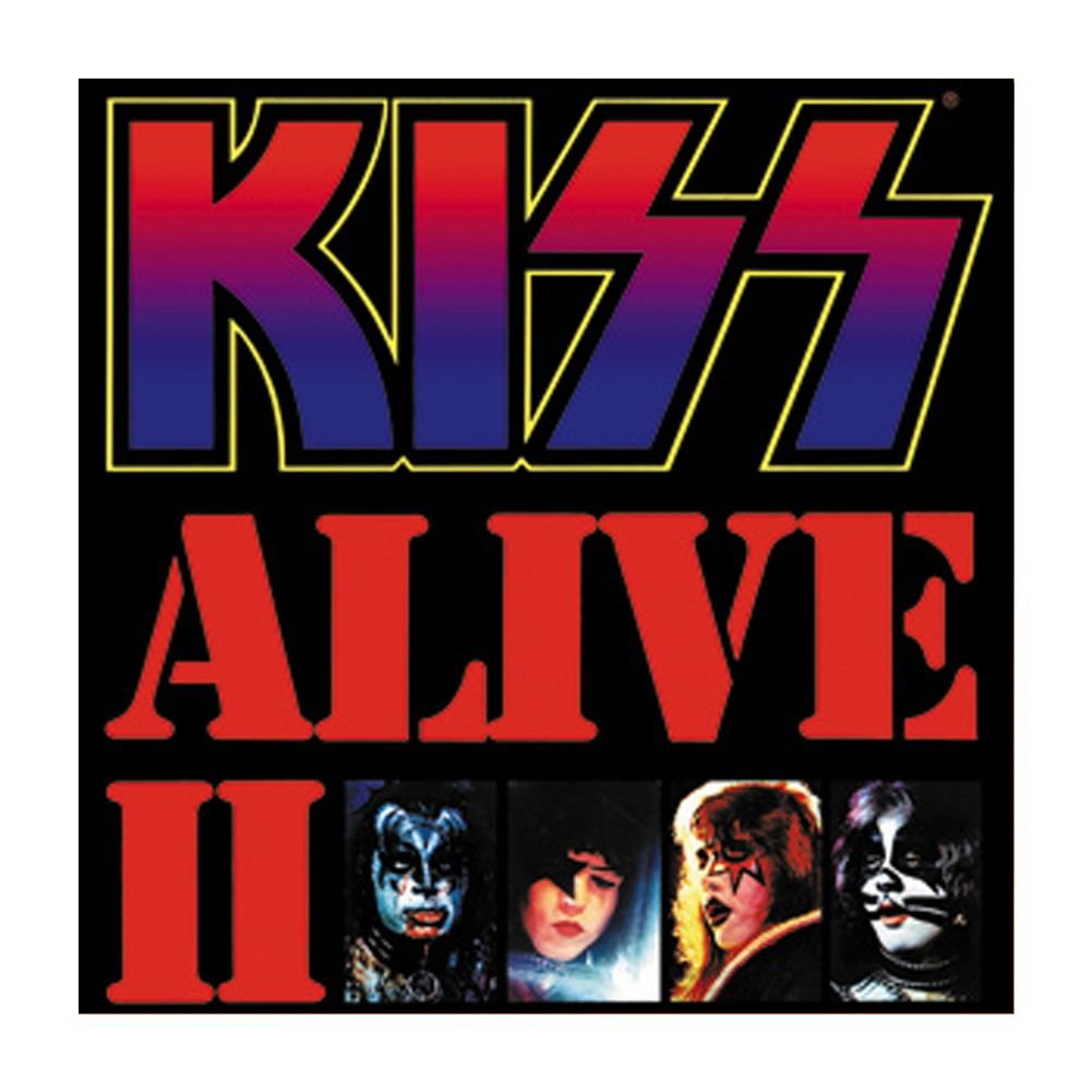 KISS - Alive II (Vinyl 2LP Record)