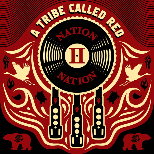A Tribe Called Red - Nation to Nation (Vinyl LP Records)
