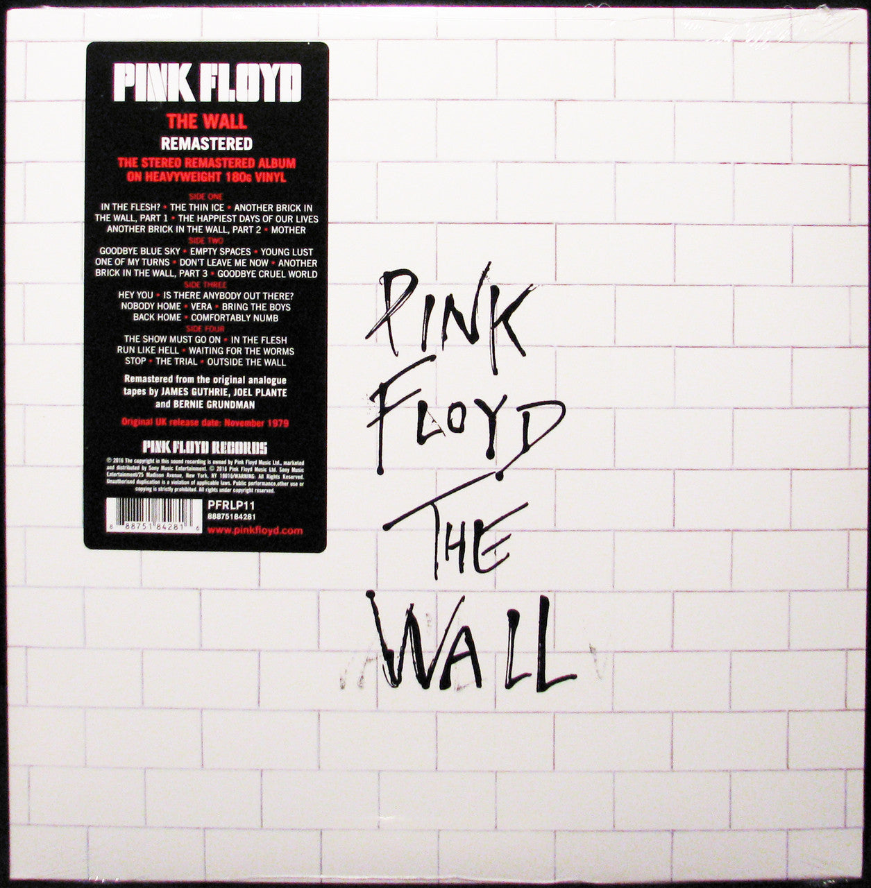 Pink Floyd - The Wall (Vinyl 2LP Record)