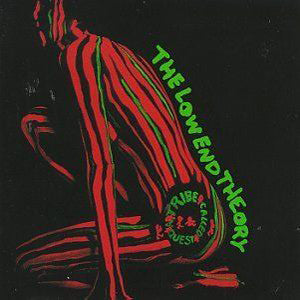 A Tribe Called Quest - The Low End Theory (Vinyl LP Records)