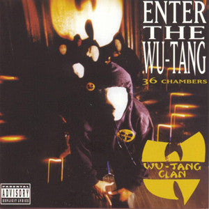 Wu-Tang Clan - Enter the Wu-Tang 36 Chambers (Vinyl LP Record)