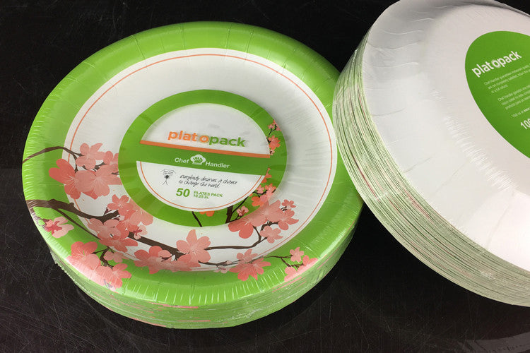 Ultra Paper Plates 10.25  - 500ct - Orlando Design & Shop 500 Fancy Colored Thick Microwave Safe Dinner Paper Plates ...